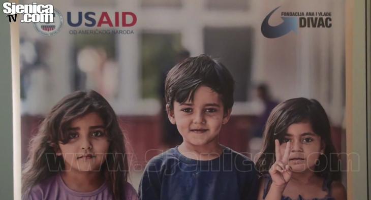 USAID - FONDACIJA ANAI VLADE DIVAC - SJENICA APRIL 2017