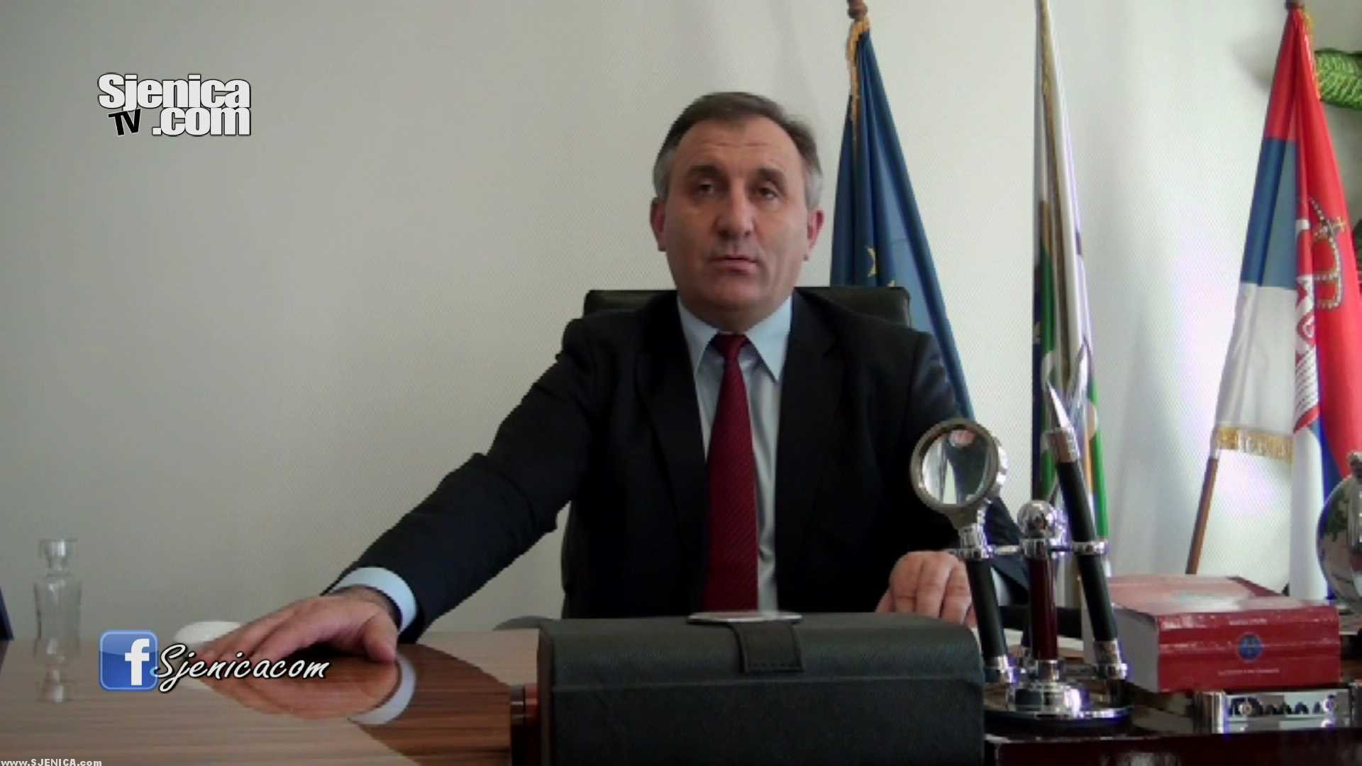 Usvojen budzet za 2016 u Opstini Sjenica - decembar 2015. Hazbo Mujovic - Predsednik Opstine Sjenica