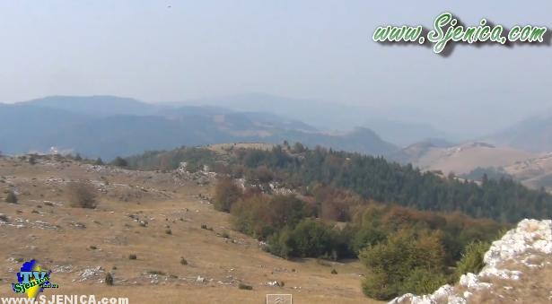 Zmajevci na planini Jelenak