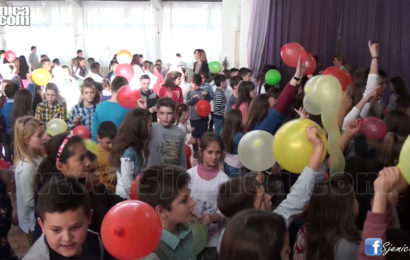 Zurka povodom dana skole - 12. decembar - Video - Sjenica