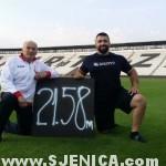 asmir kolassinac 21,58 m