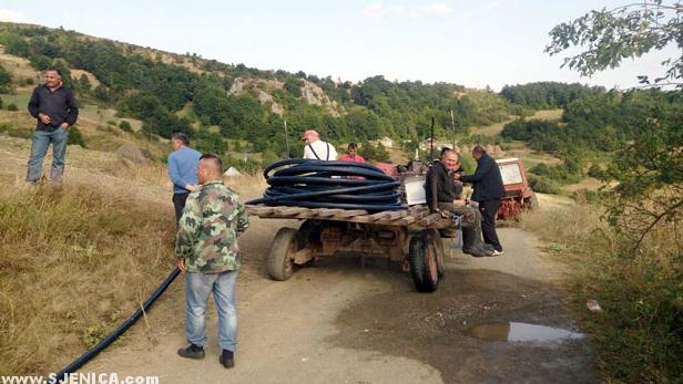 selo crvsko dobilo vodu