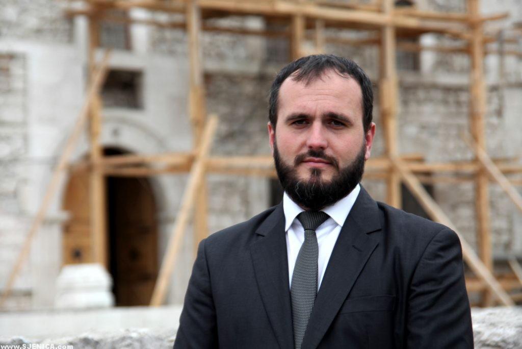 Mustafa Baltic restauracija dzamije