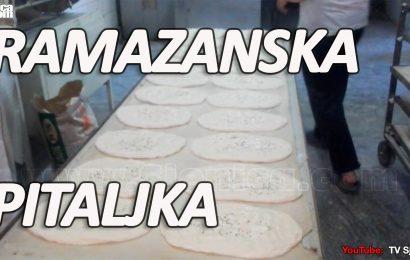 "Ramazanska pitaljka - Sjenica - Pekara ""Turbo - Ekmasan"""
